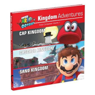 Super Mario Odyssey: Kingdom Adventures, Vol. 1 (BOK)