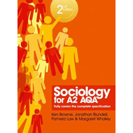 Sociology for A2 AQA (BOK)