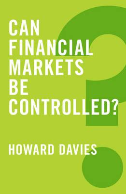 Can Financial Markets be Controlled? (BOK)