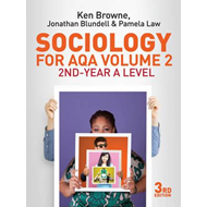 Sociology for AQA Volume 2 (BOK)