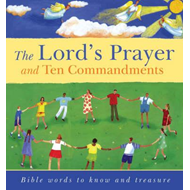 Lord's Prayer and Ten Commandments (BOK)