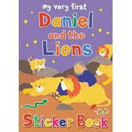 My Very First Daniel and the Lions Sticker Book (BOK)