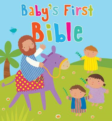 Baby's First Bible (BOK)