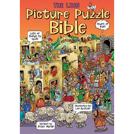 Lion Picture Puzzle Bible (BOK)