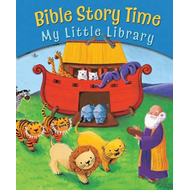 Bible Story Time My Little Library (BOK)