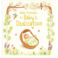 Bible Promises for Baby's Dedication (BOK)