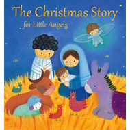Christmas Story for Little Angels (BOK)
