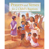 Prayers and Verses for a Child's Baptism (BOK)