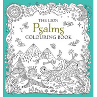 Lion Psalms Colouring Book (BOK)