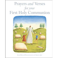Prayers and Verses for your First Holy Communion (BOK)