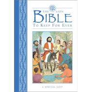 Lion Bible to Keep for Ever (BOK)