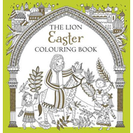 Lion Easter Colouring Book (BOK)