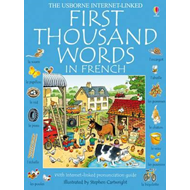 First Thousand Words In French Mini Ed (BOK)
