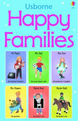 Happy Families Game (BOK)