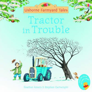 Produktbilde for Tractor In Trouble (BOK)