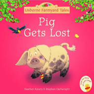 Produktbilde for Pig Gets Lost (BOK)
