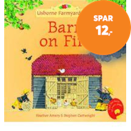 Produktbilde for Barn On Fire (BOK)