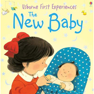 Usborne First Experiences The New Baby (BOK)