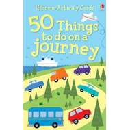 50 Things to Do on a Journey (BOK)