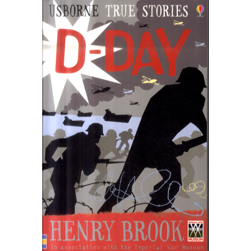 True Stories of D-Day (BOK)