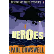 True Stories of Heroes (BOK)