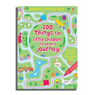 100 Things for Little Children to Do on a Journey (BOK)