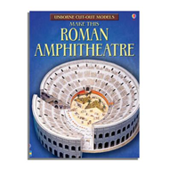 Cut-out Roman Amphitheatre (BOK)