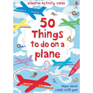 50 Things to Do on a Plane (BOK)