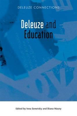 Deleuze and Education (BOK)
