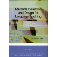 Materials Evaluation and Design for Language Teaching (BOK)
