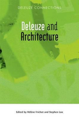 Deleuze and Architecture (BOK)
