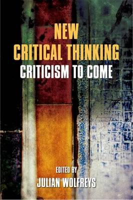 New Critical Thinking (BOK)