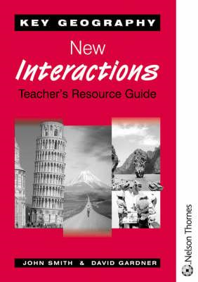 Key Geography: New Interactions Teacher's Resource Guide wit (BOK)