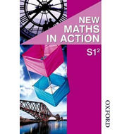 New Maths in Action S1/2 Pupil's Book (BOK)