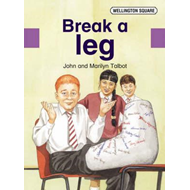 Wellington Square Assessment Kit - Break a Leg (BOK)