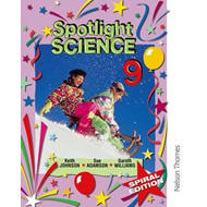 Spotlight Science 9 - Spiral Edition (BOK)