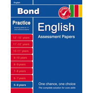 Bond Introductory Papers in English 5-6 Years