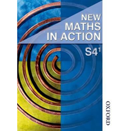 New Maths in Action S4/1 Student Book (BOK)