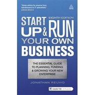 Start Up and Run Your Own Business (BOK)