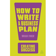 How to Write a Business Plan (BOK)