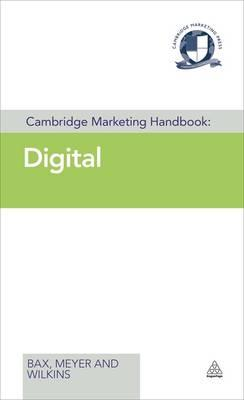 Cambridge Marketing Handbook: Digital Marketing (BOK)