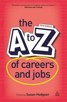 A-Z of Careers and Jobs (BOK)