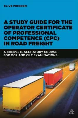 Study Guide for the Operator Certificate of Professional Com (BOK)