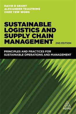 Sustainable Logistics and Supply Chain Management (BOK)