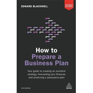 How to Prepare a Business Plan (BOK)