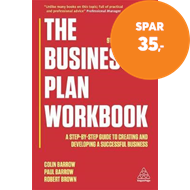 Produktbilde for The Business Plan Workbook - A Step-By-Step Guide to Creating and Developing a Successful Business (BOK)