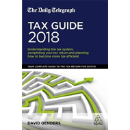 Daily Telegraph Tax Guide 2018 (BOK)