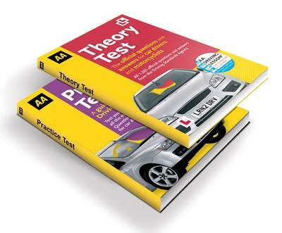 Driving Test Twin Pack (BOK)