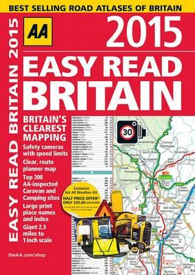 Easy Read Britain 2015 (BOK)