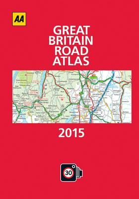 Great Britain Road Atlas 2015 (BOK)